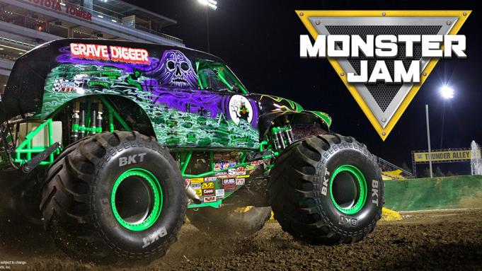 Monster Jam at The Dome at America's Center